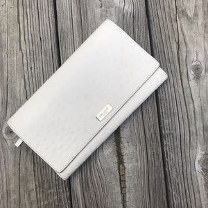 Kate Spade Textured Trifold Wallet